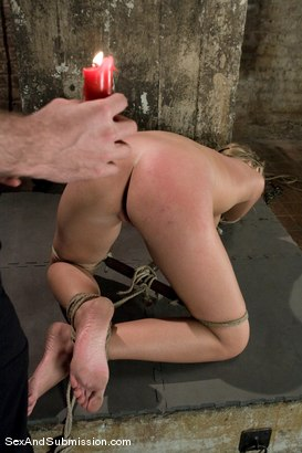 Photo number 7 from Grateful Fuck Slut shot for Sex And Submission on Kink.com. Featuring James Deen and Natalie Norton in hardcore BDSM & Fetish porn.