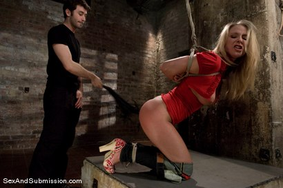 Photo number 5 from Grateful Fuck Slut shot for Sex And Submission on Kink.com. Featuring James Deen and Natalie Norton in hardcore BDSM & Fetish porn.