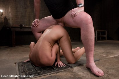 Photo number 9 from India Summers shot for Sex And Submission on Kink.com. Featuring India Summer and Mark Davis in hardcore BDSM & Fetish porn.