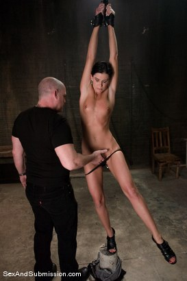 Photo number 2 from India Summers shot for Sex And Submission on Kink.com. Featuring India Summer and Mark Davis in hardcore BDSM & Fetish porn.