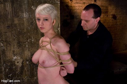 Photo number 11 from Cherry Torn: Tomboy with the body to kill for shot for Hogtied on Kink.com. Featuring Cherry Torn in hardcore BDSM & Fetish porn.