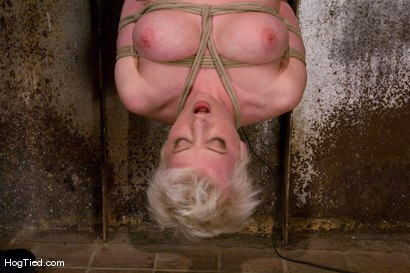 Photo number 6 from Cherry Torn: Tomboy with the body to kill for shot for Hogtied on Kink.com. Featuring Cherry Torn in hardcore BDSM & Fetish porn.