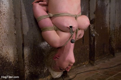 Photo number 5 from Cherry Torn: Tomboy with the body to kill for shot for Hogtied on Kink.com. Featuring Cherry Torn in hardcore BDSM & Fetish porn.
