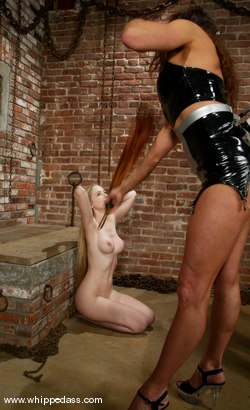Photo number 3 from Chanta-Rose, Kym Wilde and Cloei shot for Whipped Ass on Kink.com. Featuring Chanta-Rose, Kym Wilde and Cloei in hardcore BDSM & Fetish porn.