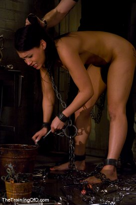 Photo number 3 from The Training of Amber Keen, Day Two shot for The Training Of O on Kink.com. Featuring Amber Keen, Maestro and Miss Jade Indica in hardcore BDSM & Fetish porn.