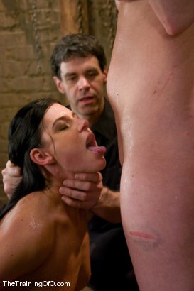 Photo number 11 from The Training of Cherry Torn, Day Six shot for The Training Of O on Kink.com. Featuring Cherry Torn, Maestro and India Summer in hardcore BDSM & Fetish porn.