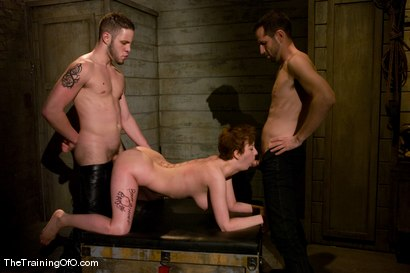 Photo number 12 from The Training of Cherry Torn, Day Seven shot for thetrainingofo on Kink.com. Featuring Cherry Torn, Wolf Hudson and Maestro in hardcore BDSM & Fetish porn.