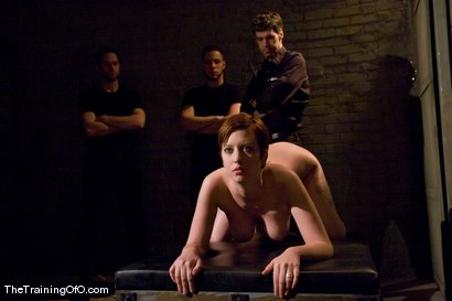 Photo number 9 from The Training of Cherry Torn, Day Seven shot for The Training Of O on Kink.com. Featuring Cherry Torn, Wolf Hudson and Maestro in hardcore BDSM & Fetish porn.