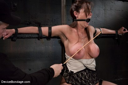 Photo number 6 from Christina Carter<br> Machine fucked and tortured. shot for Device Bondage on Kink.com. Featuring Christina Carter in hardcore BDSM & Fetish porn.