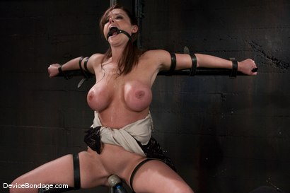 Photo number 10 from Christina Carter<br> Machine fucked and tortured. shot for Device Bondage on Kink.com. Featuring Christina Carter in hardcore BDSM & Fetish porn.