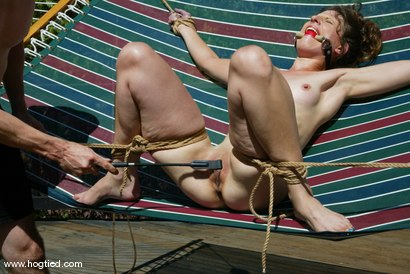 Photo number 2 from Lena Ramon shot for Hogtied on Kink.com. Featuring Lena Ramon in hardcore BDSM & Fetish porn.