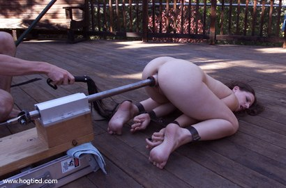 Photo number 14 from Lena Ramon shot for Hogtied on Kink.com. Featuring Lena Ramon in hardcore BDSM & Fetish porn.