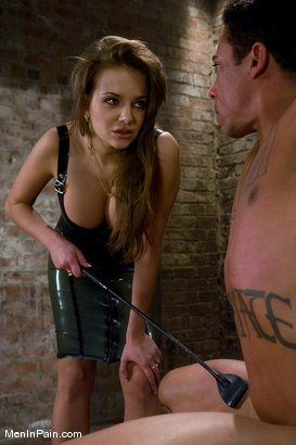 Photo number 3 from Muscle Boy gets Fucked shot for Men In Pain on Kink.com. Featuring Nika Noire and Lobo in hardcore BDSM & Fetish porn.