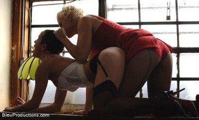 Photo number 4 from Sex Mannequin shot for Bleu Films on Kink.com. Featuring Dylan Ryan in hardcore BDSM & Fetish porn.