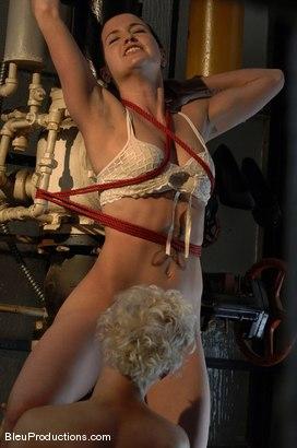Photo number 7 from Sex Mannequin shot for Bleu Films on Kink.com. Featuring Dylan Ryan in hardcore BDSM & Fetish porn.