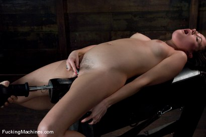 Photo number 10 from FuckingMachines ARCHIVE CLASSIC <br>Masturbating addiction - Sindee Jennings shot for Fucking Machines on Kink.com. Featuring Sindee Jennings in hardcore BDSM & Fetish porn.