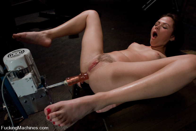 FuckingMachines ARCHIVE CLASSIC Masturbating addiction - Sindee Jennings -  Kink