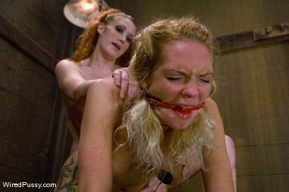 Photo number 14 from The Pain Slut shot for Wired Pussy on Kink.com. Featuring Sabrina Fox and Rain DeGrey in hardcore BDSM & Fetish porn.