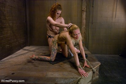 Photo number 13 from The Pain Slut shot for Wired Pussy on Kink.com. Featuring Sabrina Fox and Rain DeGrey in hardcore BDSM & Fetish porn.