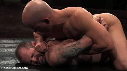 Photo number 7 from Brock Armstrong vs Tober Brandt shot for nakedkombat on Kink.com. Featuring Brock Armstrong and Tober Brandt in hardcore BDSM & Fetish porn.