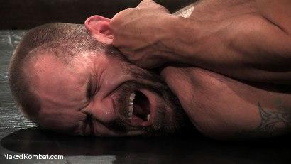 Photo number 6 from Brock Armstrong vs Tober Brandt shot for nakedkombat on Kink.com. Featuring Brock Armstrong and Tober Brandt in hardcore BDSM & Fetish porn.