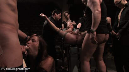 Photo number 5 from Sindee Jennings shot for Public Disgrace on Kink.com. Featuring Sindee Jennings and Mark Davis in hardcore BDSM & Fetish porn.