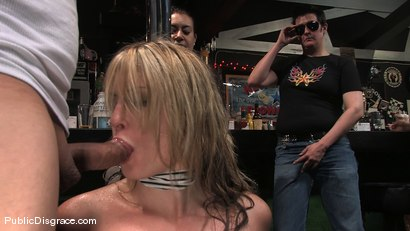 Photo number 9 from The business suit and the biker bar shot for Public Disgrace on Kink.com. Featuring Harmony and Mark Davis in hardcore BDSM & Fetish porn.