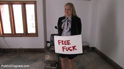 Photo number 1 from The business suit and the biker bar shot for Public Disgrace on Kink.com. Featuring Harmony and Mark Davis in hardcore BDSM & Fetish porn.