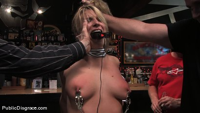Photo number 7 from The business suit and the biker bar shot for Public Disgrace on Kink.com. Featuring Harmony and Mark Davis in hardcore BDSM & Fetish porn.