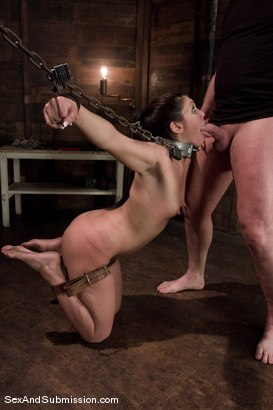 Photo number 12 from Jade Indica shot for Sex And Submission on Kink.com. Featuring Mark Davis and Miss Jade Indica in hardcore BDSM & Fetish porn.