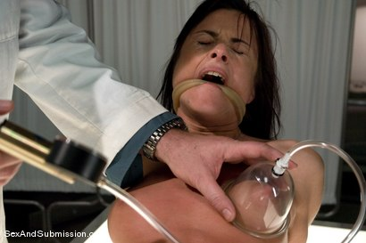 Photo number 5 from Sexual Experiments shot for Sex And Submission on Kink.com. Featuring Cecilia Vega and Mark Davis in hardcore BDSM & Fetish porn.