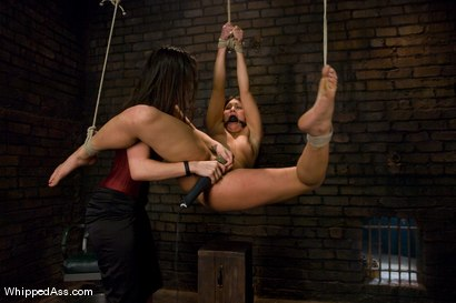 Photo number 8 from Jade Indica and Sinn Sage shot for Whipped Ass on Kink.com. Featuring Miss Jade Indica and Sinn Sage in hardcore BDSM & Fetish porn.