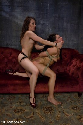 Photo number 11 from Jade Indica and Sinn Sage shot for Whipped Ass on Kink.com. Featuring Miss Jade Indica and Sinn Sage in hardcore BDSM & Fetish porn.