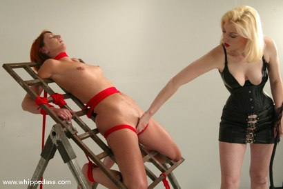 Photo number 7 from Cowgirl and Ivy shot for Whipped Ass on Kink.com. Featuring Ivy and Cowgirl in hardcore BDSM & Fetish porn.