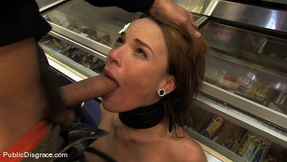 Photo number 6 from Dana DeArmond: Attention Whore shot for Public Disgrace on Kink.com. Featuring Steve Holmes and Dana DeArmond in hardcore BDSM & Fetish porn.