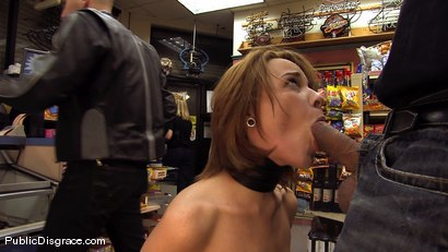 Photo number 10 from Dana DeArmond: Attention Whore shot for Public Disgrace on Kink.com. Featuring Steve Holmes and Dana DeArmond in hardcore BDSM & Fetish porn.