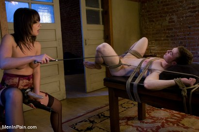 Photo number 11 from Penny and the Giant shot for Men In Pain on Kink.com. Featuring Penny Flame and Alrik Angel in hardcore BDSM & Fetish porn.