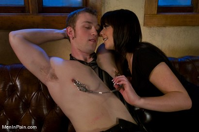 Photo number 2 from Penny and the Giant shot for Men In Pain on Kink.com. Featuring Penny Flame and Alrik Angel in hardcore BDSM & Fetish porn.