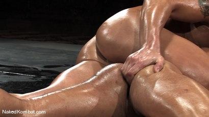 Photo number 10 from John Stone vs Spencer Reed<br />The Oil Match shot for Naked Kombat on Kink.com. Featuring John Stone and Spencer Reed in hardcore BDSM & Fetish porn.