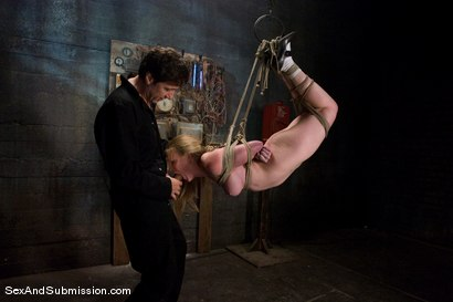 Photo number 13 from Laci's Punishment shot for Sex And Submission on Kink.com. Featuring Steve Holmes and Laci Laine in hardcore BDSM & Fetish porn.