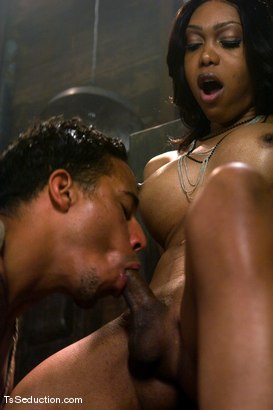 Photo number 7 from Sexy Jade rules Lobo shot for TS Seduction on Kink.com. Featuring Sexy Jade and Lobo in hardcore BDSM & Fetish porn.