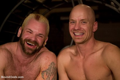 Photo number 15 from The Human Stain shot for Bound Gods on Kink.com. Featuring Tober Brandt and Chad Rock in hardcore BDSM & Fetish porn.