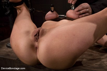 Photo number 6 from Princess Donna<br>World famous mistress bound<br>and begging to cum. shot for Device Bondage on Kink.com. Featuring Princess Donna Dolore in hardcore BDSM & Fetish porn.