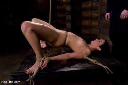 Photo number 10 from January Seraph: HOT Domme submits to my rope & fucking shot for Hogtied on Kink.com. Featuring January Seraph in hardcore BDSM & Fetish porn.