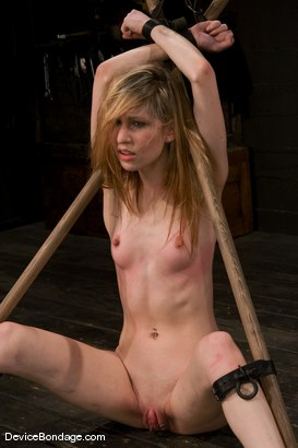 Photo number 11 from Calico<br> Orgasm overload, for our Spring Breaker. shot for Device Bondage on Kink.com. Featuring Calico in hardcore BDSM & Fetish porn.