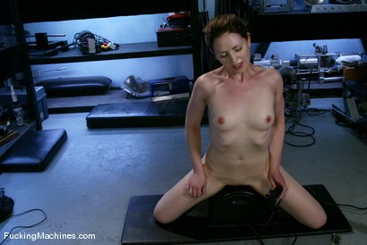 Photo number 13 from AMATEUR GIRL FRIDAYS <br> Sarah Shevon shot for Fucking Machines on Kink.com. Featuring Sarah Shevon in hardcore BDSM & Fetish porn.