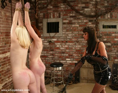 Photo number 11 from Summer Cummings, Cowgirl and Kendra James shot for Whipped Ass on Kink.com. Featuring Summer Cummings, Cowgirl and Kendra James in hardcore BDSM & Fetish porn.