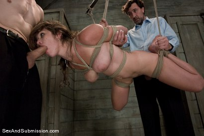 Photo number 8 from The Debt Collectors shot for Sex And Submission on Kink.com. Featuring Steve Holmes, Felony and Erik Everhard in hardcore BDSM & Fetish porn.