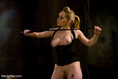 Photo number 5 from Bark, Bitch shot for Men In Pain on Kink.com. Featuring Aiden Starr and Derrick P. in hardcore BDSM & Fetish porn.