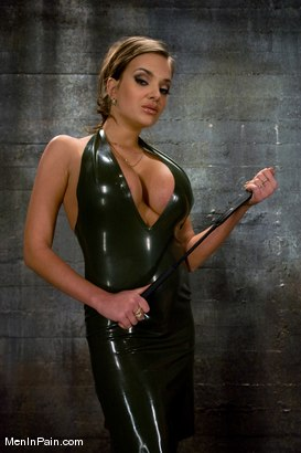 Photo number 1 from Latex Accent shot for Men In Pain on Kink.com. Featuring Nika Noire and Rico in hardcore BDSM & Fetish porn.